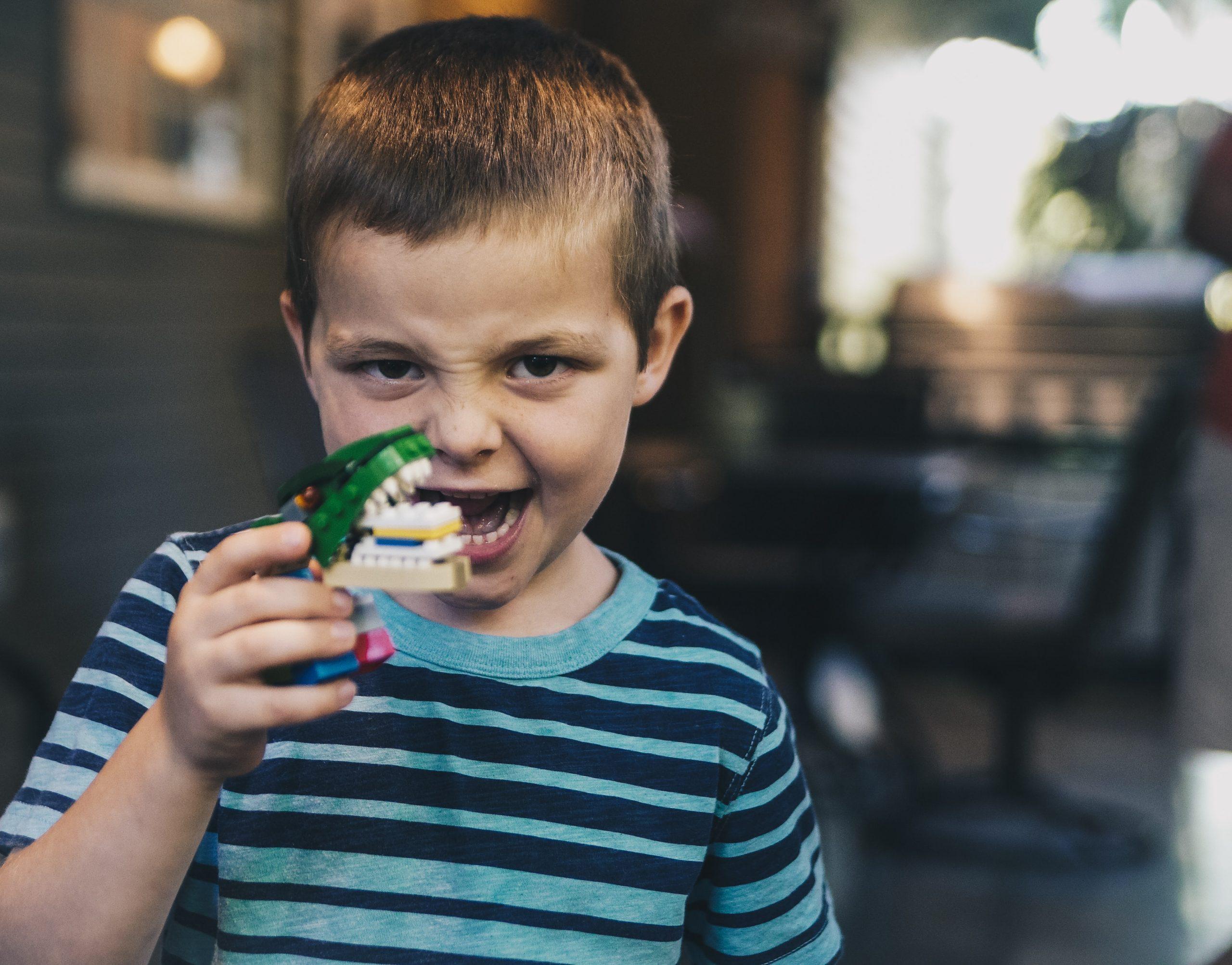 higiene bucal de tus hijos - Clínica Dental Adalia
