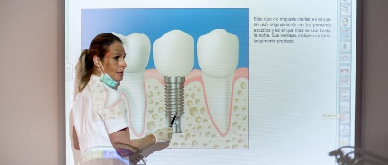 Implantes dentales - Adalia Clínica Dental Las Palmas
